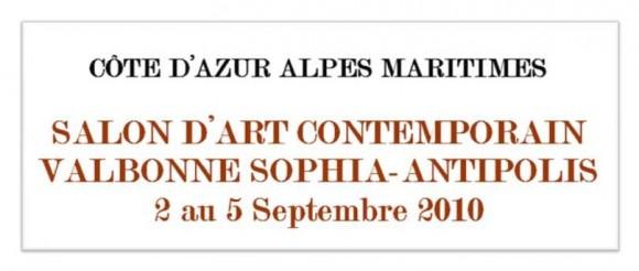 Contemporary Art Fair in Valbonne